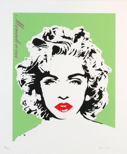 Bambi, 'Monadonna (Madonna)  Light Green', 2013