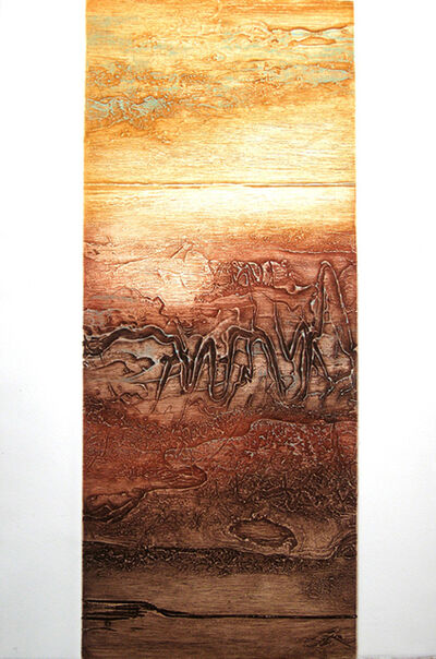 Laura Stark, 'Pathways VI 1st state', 2012
