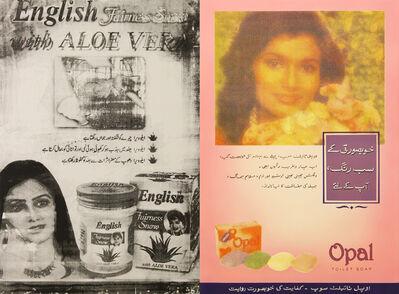 Amna Asghar, 'English Fairness Snow and Opal', 2016