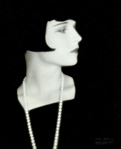 E.R. Richee, 'Louise Brooks', ca. 1928