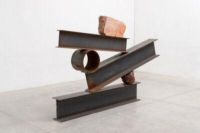 Jose Dávila, 'Poggendorf Phenomenon', 2021