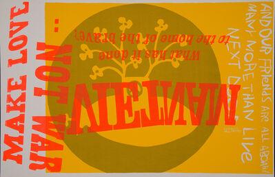 Corita Kent, 'yellow submarine', 1967