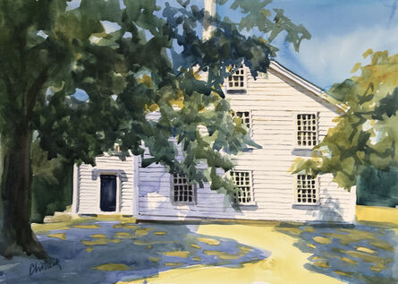 JoAnne Chittick, 'Meeting House Shadows'