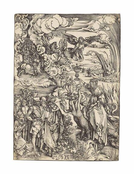 Albrecht Dürer, 'The Babylonian Whore, from: The Apocalypse (B. 73; M., Holl. 177; S.M.S. 125)', ca. 1496-97