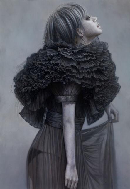 Chan-Peng Lo, 'Ashen Face 22 - Taiwan's Song', 2012