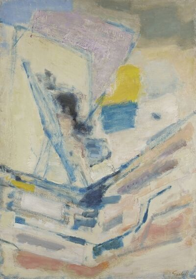 Alexandre Garbell, 'Composition', 1956
