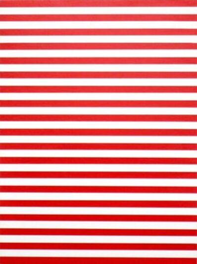 Jacob Dahlgren, 'Red and White #1', 2010