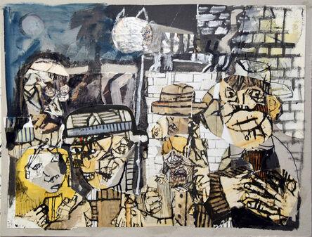 Sergio Moscona, 'Grey sky', 2017