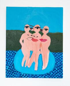 Becky Kolsrud, 'Untitled (Three Figures)', 2019