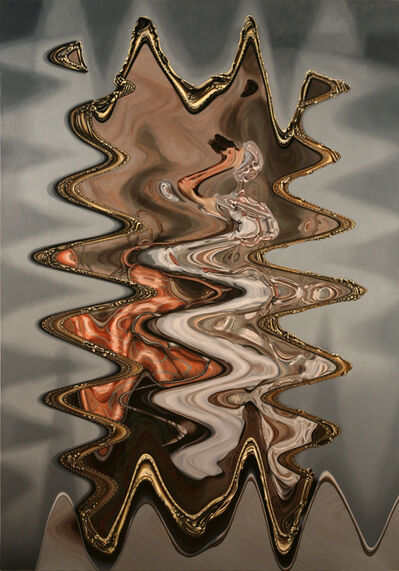 David Klamen, 'Remix (John Singer Sargent)', 2012