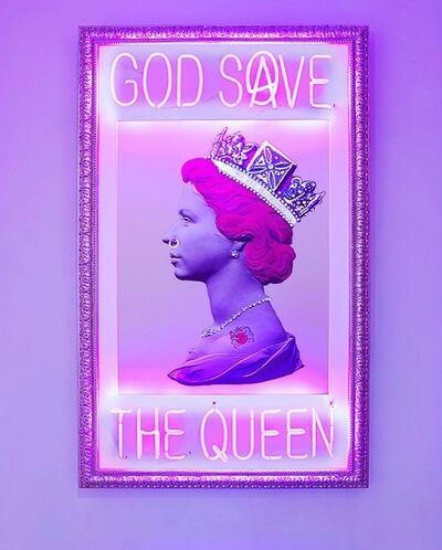 Illuminati Neon, 'Punk Queen', 2019