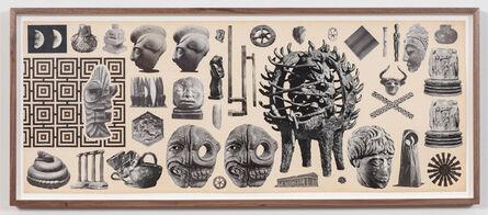 Matthew Craven, 'Cage', 2015