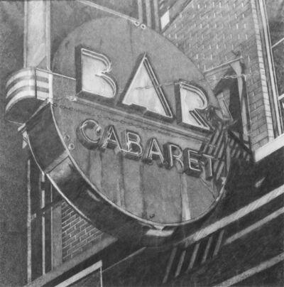 Robert Cottingham, 'Bar Cabaret', 2013