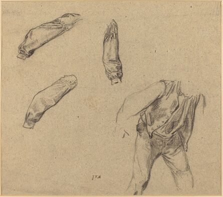 Jean-François Millet, 'Costume Studies'