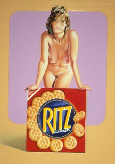 Mel Ramos, 'Rita Ritz', 2008