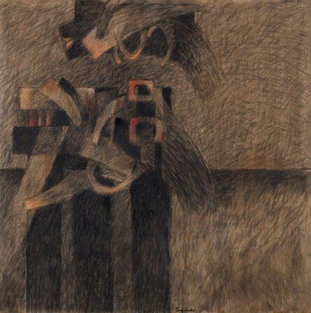 Fernando de Szyszlo, 'Trashumantes III', 2015
