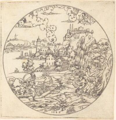 Master S, 'Neptune and Arethusa'