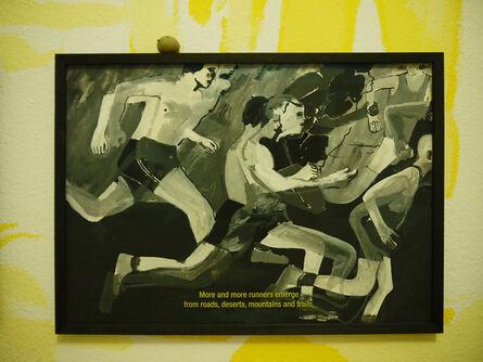 Robert Brambora, 'More and more...', 2015