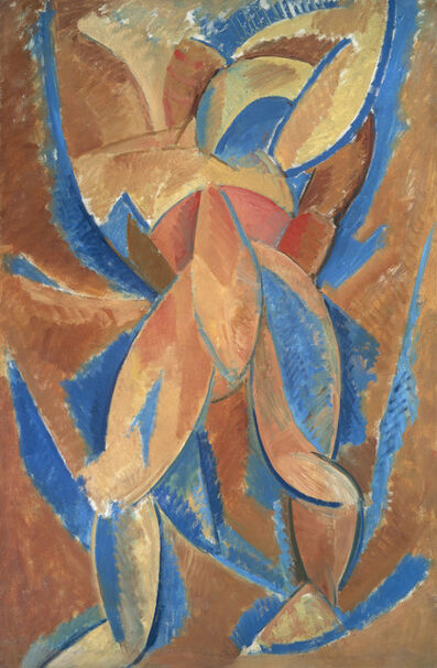 Pablo Picasso, 'Standing Figure', 1908