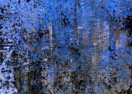 Shuli Sade, 'Rhythm & Blue', 2020