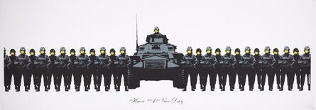 Banksy, 'Have a Nice Day', 2003
