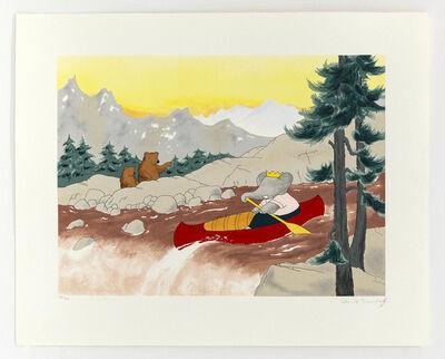 Laurent de Brunhoff, 'In the Wilderness', 1994