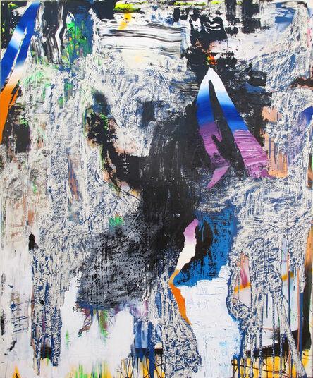 Allan Villavicencio, 'Ripped spaces IV', 2018
