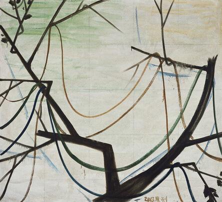 Zhang Enli 张恩利, 'The Trees in Autumn 3 (秋天的树 3)', 2013