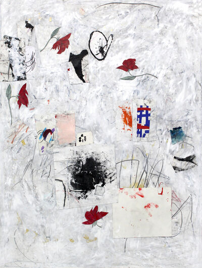 Joseph Hart, 'Untitled (Four Flowers)', 2015