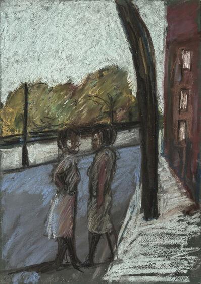 Lynette Yiadom-Boakye, '5 PM Harlem', 2010