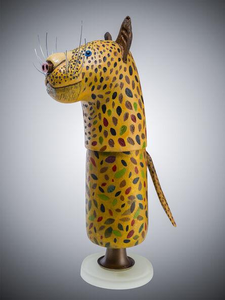 Barbara Kobylinska, 'Chivalrous Cheetah', 2018