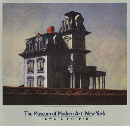 Edward Hopper, 'House By the Railroad', 1985