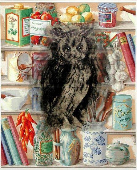 Jim Dine, 'Owl in the Kitchen', 1996