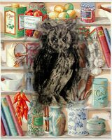 Jim Dine, 'Owl in the Kitchen', 1996