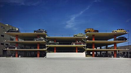 Ezra Stoller, 'Miami Parking Garage, Robert Law Weed and Associates, Miami, FL', 1947