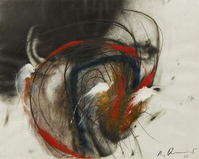 Arnulf Rainer, 'Untitled (Face Farce)', 1973
