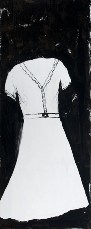 Cheryl Ruddock, 'Dress 3', 2014