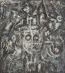 Richard Pousette-Dart, 'Head of a King', 1940