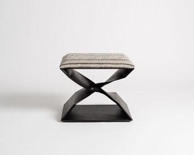 Carol Egan, 'Sculptural Hand Carved Stool', 2014