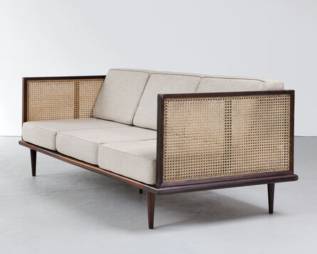 Carlo Hauner & Martin Eisler, 'Sofa', 1950s