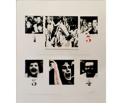 Juan Carlos Romero, 'De la realidad nacional (al compañero Mujica asesinado)', 1974