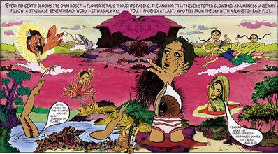 Chitra Ganesh, 'Fingerprints', 2007