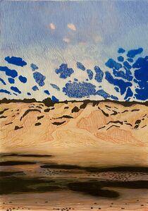 Per Adolfsen, 'Dunes by the West Coast', 2020