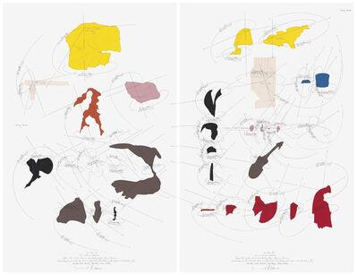 Jorinde Voigt, 'Views on Views on Decameron - 32 Views (I-II)', 2012