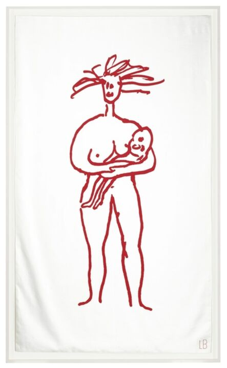 Louise Bourgeois, 'Mother and Child I', 2007