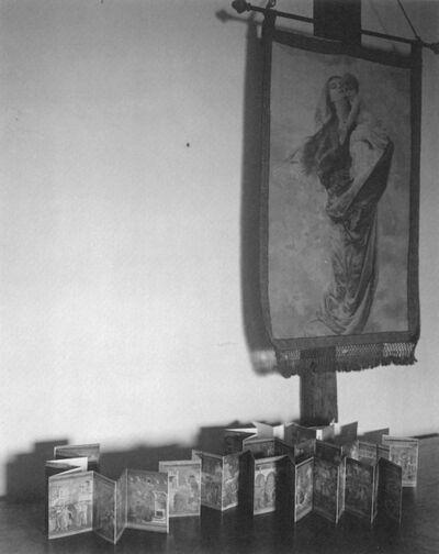 Regina DeLuise, 'Madonna and Giotto, Cortona, Italy (#210)'