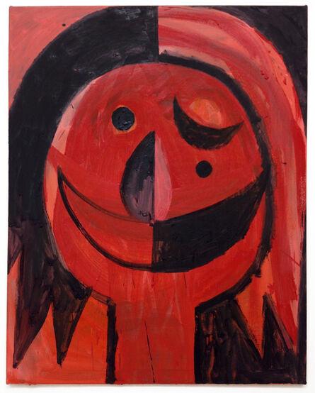 Brian Kokoska, 'Black Death (Red Rose)', 2014