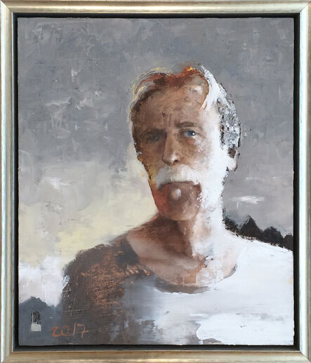 Gary Ruddell, 'Self Portrait', 2017