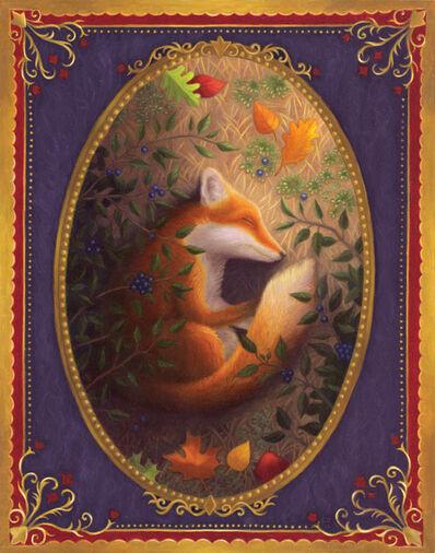 Gina Matarazzo, 'Fox Sleeping', 2017