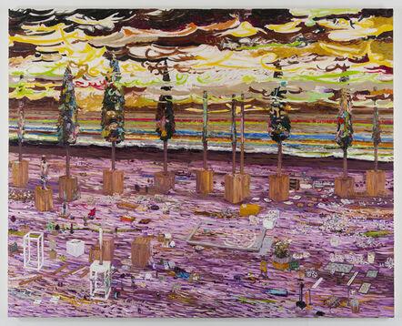 Toru Kuwakubo, 'Oil Tree', 2012